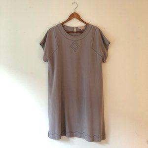 APC Silk Shift Dress